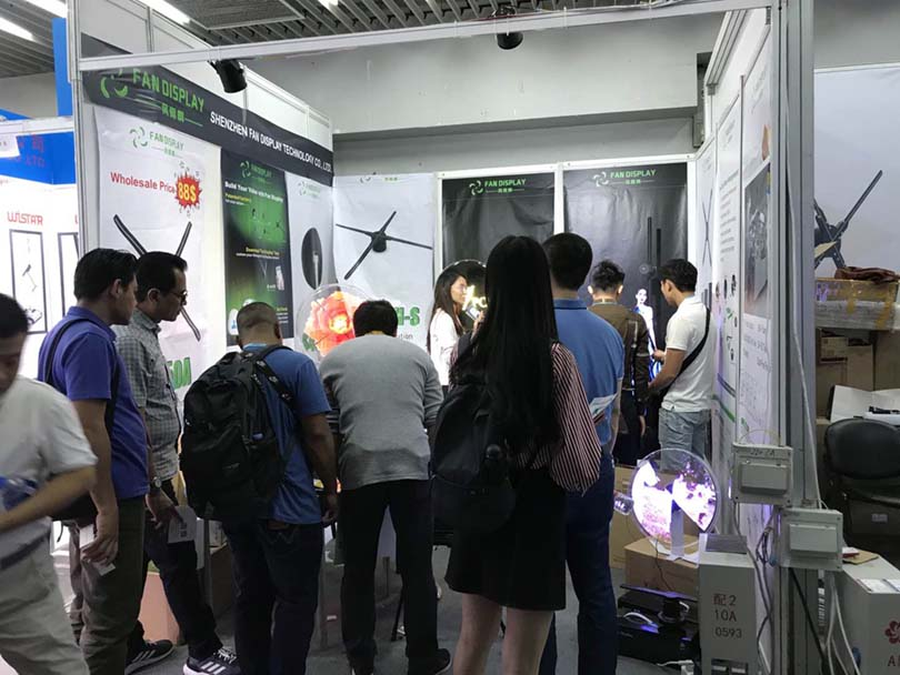 2019 China Import and Export Fair: Most Hot booth!
